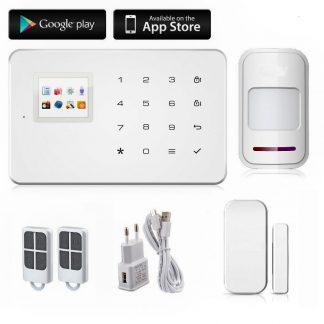 SG-GSM-BASIC, alarmsysteem
